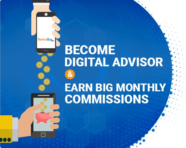 Become Insurance Advisor – Join RenewBuy Partner Program